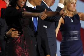 Los Obama y los Biden