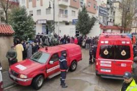 Fallecen 24 personas tras inundarse una fábrica textil clandestina en Tánger
