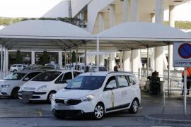 Taxistas de Mallorca ponen en venta sus licencias para pagar deudas bancarias