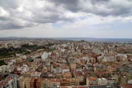 El precio del alquiler se desploma hasta un 21 % en barriadas de Palma