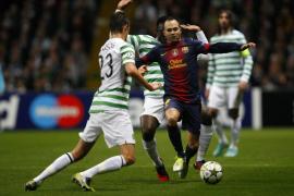 El antifútbol del Celtic tuvo premio esta vez