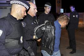 Persecución de película en Palma