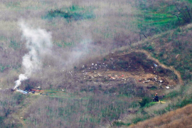 La niebla desorientó al piloto del helicóptero de Kobe Bryant