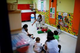 Educació distribuirá mascarillas FFP2 a todos los docentes de Infantil
