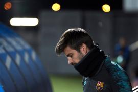 Abren un expediente a Piqué por comentar que los árbitros favorecen al Madrid