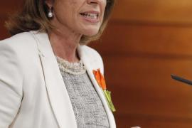 Ana Botella cierra el  Palacio Municipal de Congresos y el Palacio de Cristal