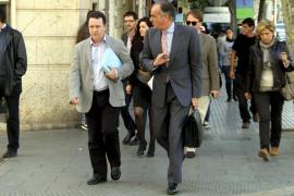 """El alcalde de Inca no se plantea dimitir """"en estos momentos"""""""