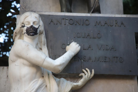 monument a antoni maura
