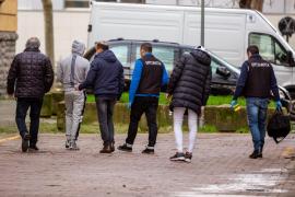 Fallece un hombre tras ser apuñalado en una calle de Vitoria
