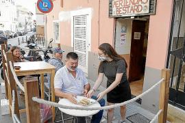 Las terrazas de Palma podrán ocupar la calzada más allá del estado de alarma