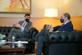 Secretario de Estado ante UE subraya reto del reparto equilibrado de fondos