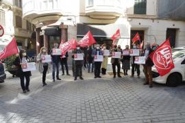 CCOO y UGT exigen que se derogue la reforma laboral