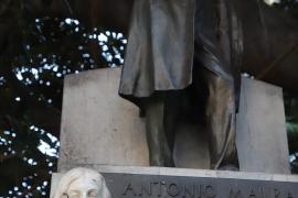 El Círculo de Bellas Artes condena el «atentado» a 'La Verdad' del monumento a Antonio Maura