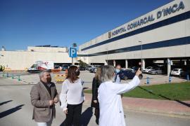 Empiezan las obras de ampliación de la UCI y urgencias del Hospital de Inca