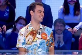 Pablo Díaz hace historia en 'Pasapalabra' al batir un nuevo récord