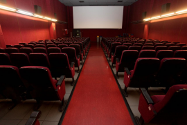 El aforo en cines y teatros se amplía del 30% al 50% en Mallorca