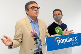 Marí Bosó presenta su candidatura para presidir el PP de Ibiza