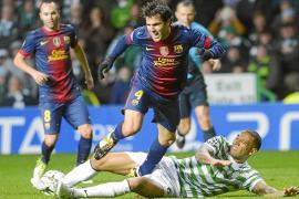 El Celtic enseña el camino para soñar