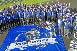 El doble desafío de Luis Salom y Jorge Lorenzo