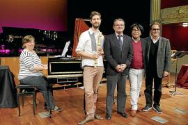 Stefan Temmingh y Wiebke Weidanz llenan el Principal de música barroca