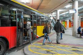 Estos son los nuevos horarios de las líneas de autobús L3, L16 y L18 en Ibiza