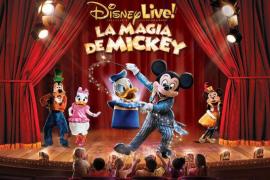 Disney Live! La magia de Mickey inunda Palma