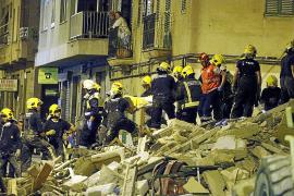 Condena al pago de 320.000 euros a una víctima del derrumbe de la plaza Serralta