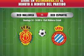 DIRECTO | Real Mallorca-RCD Espanyol