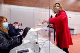 Jornada electoral en Cataluña