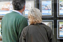 La venta de viviendas se desploma un 23 % en Baleares, el mayor retroceso del Estado
