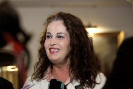 La socialista Carla Antonelli pide amparo por un comentario de un diputado de Vox