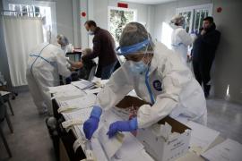 Los datos del coronavirus en Baleares a 16 de febrero
