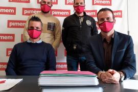 Promueven unificar las tres emisoras de taxis de Palma