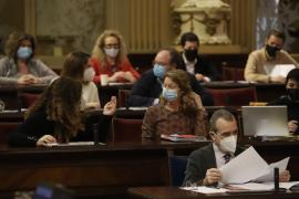 El Parlament rechaza presentar un recurso de inconstitucionalidad a las Presupuestos de Pedro Sánchez