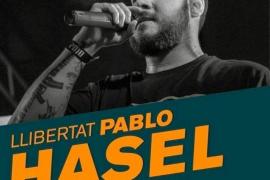Convocan concentraciones en Palma y Manacor para pedir la libertad de Pablo Hasel