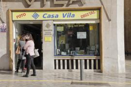 La pandemia arrasa con los comercios históricos de Palma