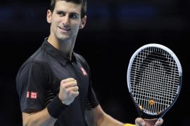 Federer y Djokovic se jugarán la Copa de Maestros en Londres