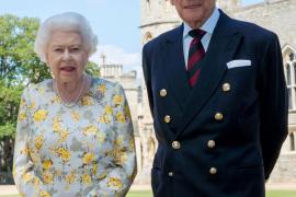El duque de Edimburgo, ingresado en un hospital de Londres