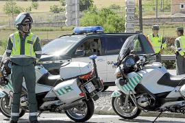 Detenido un conductor por atropellar mortalmente a un ciclista en Artà y fugarse