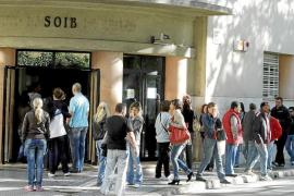 Balears finaliza una buena temporada turística con 119.318 personas buscando un trabajo