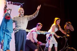 La música y el teatro balear dejan huella en la Fira de Manresa
