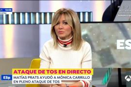 Susanna Griso pide ayuda por redes tras perder a su perra