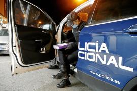 La policía levanta 16 actas de sanción a seis gimnasios de Palma por incumplir las medidas COVID