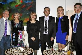 Cena de gala de la Fundación Amazonia