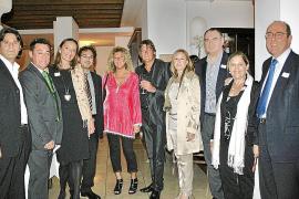 Cena de gala fundación Amazonia