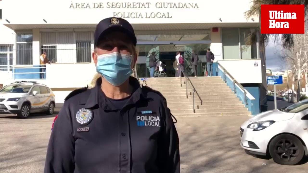 La policía local más veterana de Palma se jubila