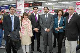 Inauguración de Media Markt