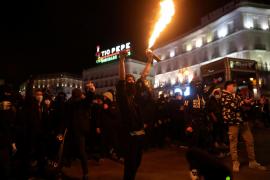 El apoyo de Echenique a los «jóvenes antifascistas» altera el panorama político