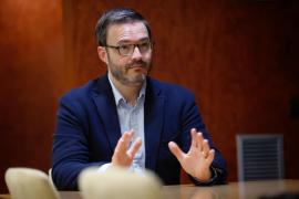El alcalde de Palma condena las pintadas de apoyo a Pablo Hasél en la ciudad