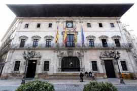 El PSOE de Palma se desmarca de una propuesta de Més y Podemos en apoyo a los artistas condenados